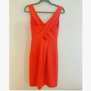 Banana Republic 🎀 Orange Dress